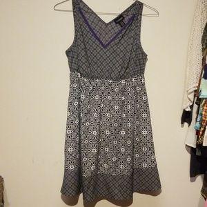Lane Bryant sleeveless dress 14/16 XL